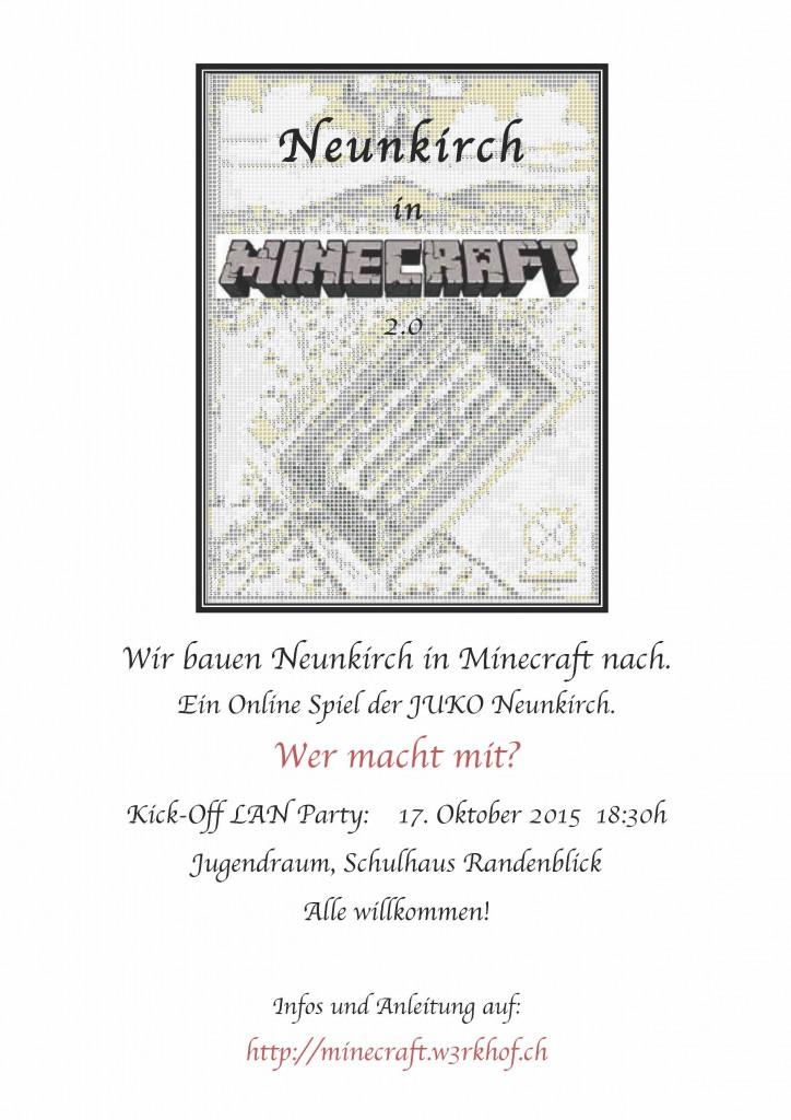 NeunkirchinMinecraftFlyer2.0